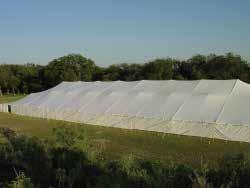 Traditional Pole Tent Specifications Ohenry tents are built for commercial, and industrial use. We build all our tents to endure multiple set ups and takedowns.