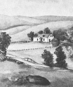 In October 1780 British Loyalist John Johnson led 875 troops in a devastating raid across the Schoharie and Mohawk Valleys. They burned all the farms along this road.