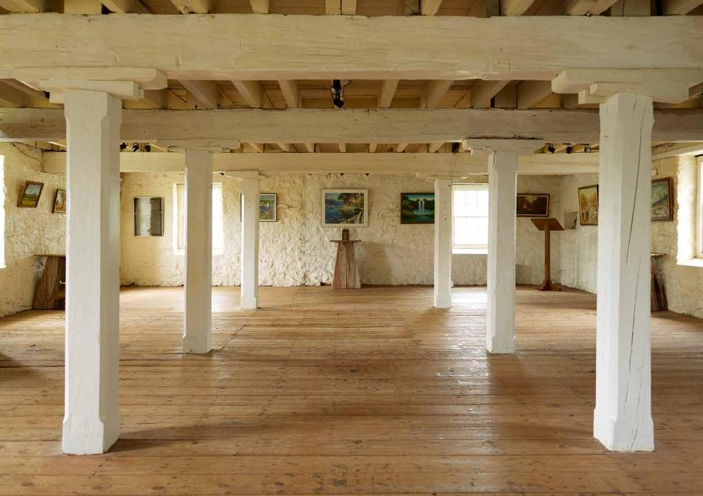 Portarlington Mill Portarlington Mill is an elegant and inspiring function space.
