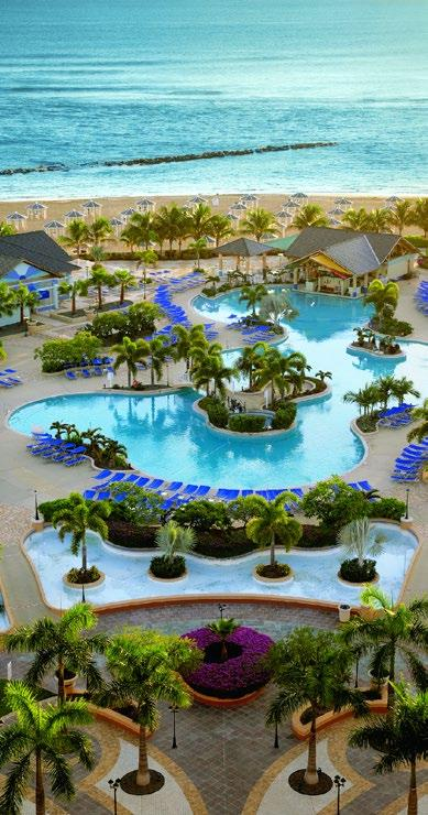 KITTS RESORT & CASINO Located overlooking the emerald green Atlantic Ocean on the windward side of the Caribbean island of St.