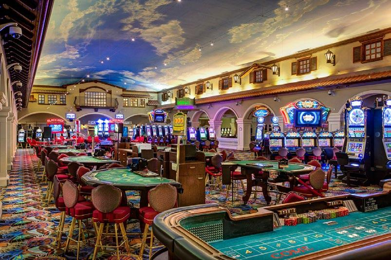THE ROYAL BEACH CASINO A NEW HAVEN IN THE CARIBBEAN The St.