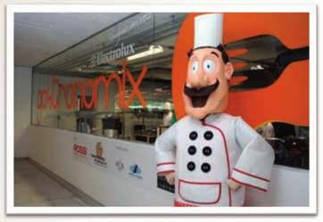 partnership with Gastronomix, a kirmess with renowned Brazilian chefs.