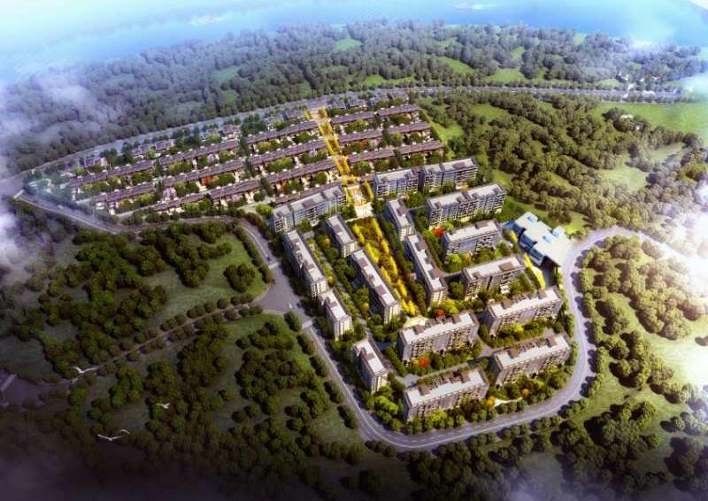 New Project - Lijia (50%-owned) Wuhan Dream Land (50%-owned) New Project -