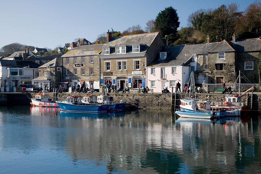 Day Five: Northeast to Padstow and the Camel Valley Your destination today is Padstow, a delightful fishing port at the mouth of the River Camel that has become a paradise for