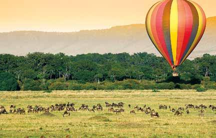 Kenya Ballooning, Micato Safaris Rambagh Palace, Jaipur, India AT YOUR SERVICE, WITH YOU ALL THE WAY.