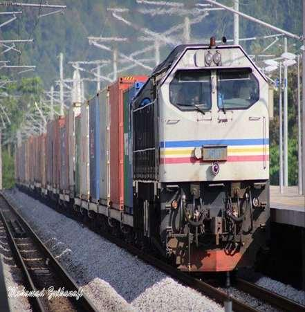 LANDBRIDGE SERVICE BETWEEN MALAYSIA - THAILAND (CARGO SERVICES) introduced in year 1999 represents an international collaboration