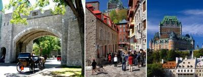 Sightseeing Tours for 39 th SICOT ORTHOPAEDIC WORLD CONGRESS Montréal, Canada, October 2018 General Information and conditions: All prices are in Canadian currency and include all taxes and