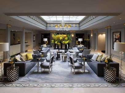 Sofitel Paris le Faubourg***** The spirit of Parisian fashion and luxury reigns supreme in the 111 rooms of this superb five star hotel.