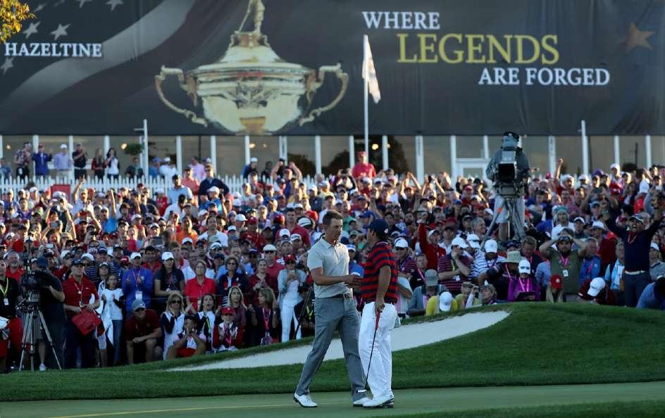 Ryder Cup Get an access for 4 days standard admission Thursday, 27 to Sunday, 30 September