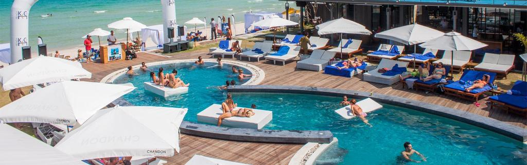 Beach Club Pool Party every