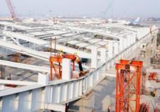 Our Business We are A well-established structural steel contractor and