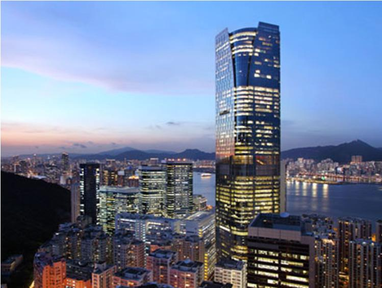 HK Office Portfolio PrincipalCompleted HK Office Properties GFA (sq.ft.