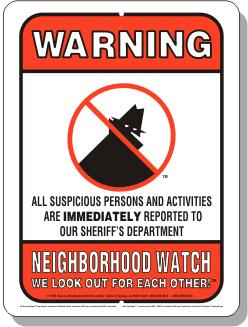 PROTECTING YOUR FAMILY AND PROPERTY Get to know your neighbors