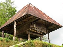 IFUGAO House as Tourist Accommodation Architecture