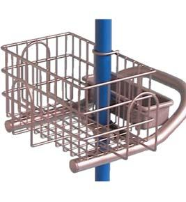 Steelcraft #407B Clamp on accessory basket