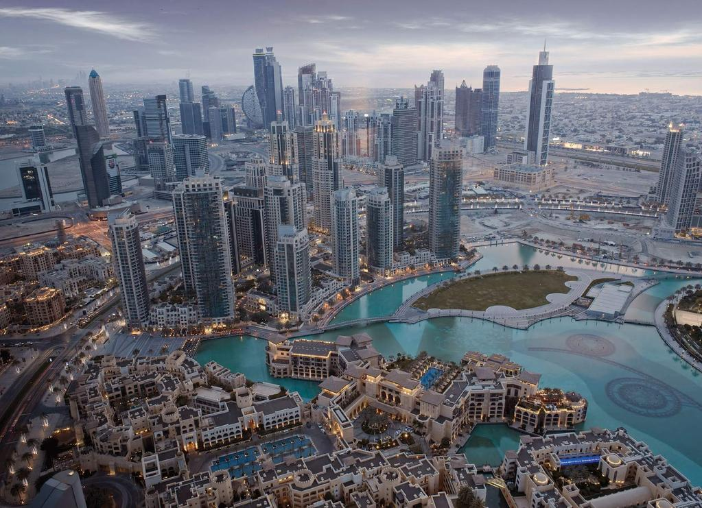 DUBAI: A CITY THAT
