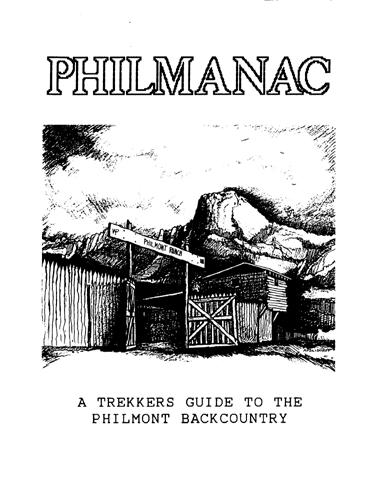 Phase 1 - Tools You Will Need Philmanac Lists