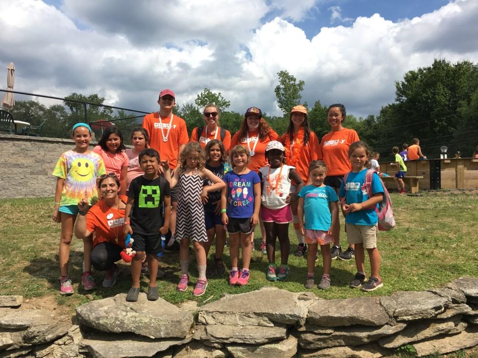 When summer starts, they are ready to help campers make new friends and do everything possible to ensure The Best Summer Ever.