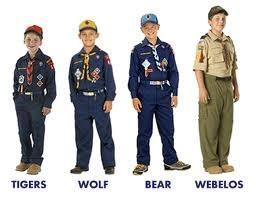 style clothing, no offensive or borderline offensive lettering or pictures is allowed on clothes. All apparel worn must be in good taste and reflect the ideals of Scouting.