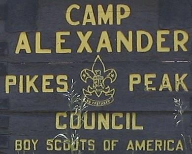 Boy Scouts of America operates under special permit by the USDA Forest Service. For the latest information about Camp Alexander, please visit our Facebook page: http://www.facebook.