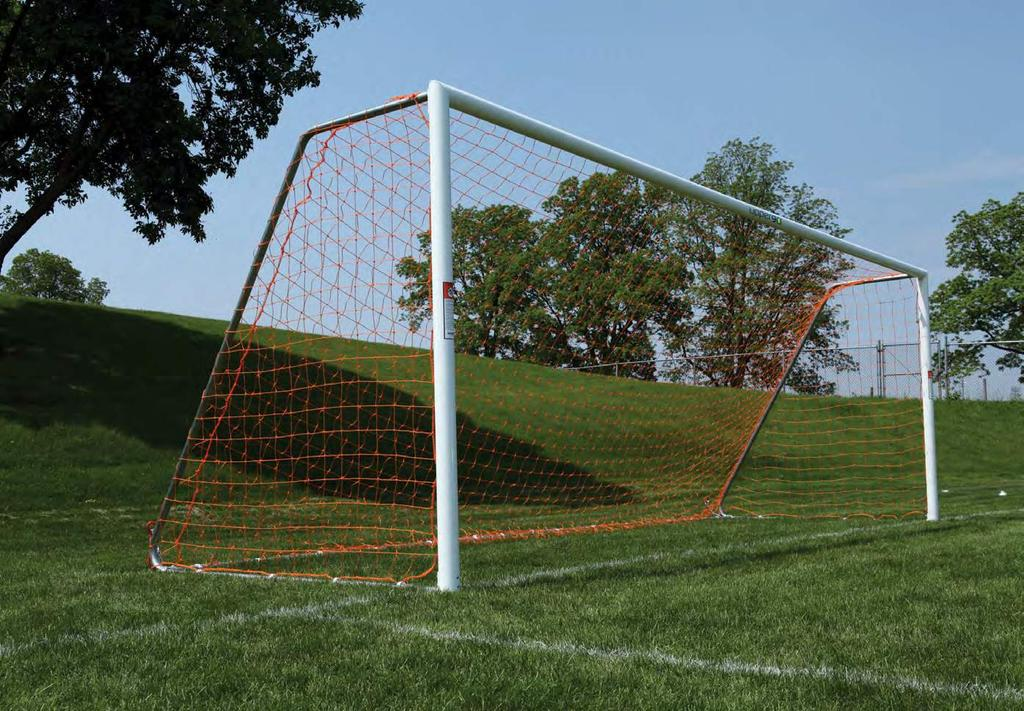 NFHS and NCAA specifications 487200 8 x 24 Portable Championship Goals (pr) 48713 Championship Goal Package 8 x 24 Portable