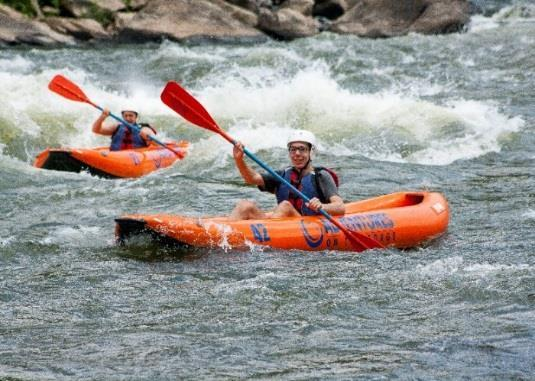 Whitewater Rafting Lower