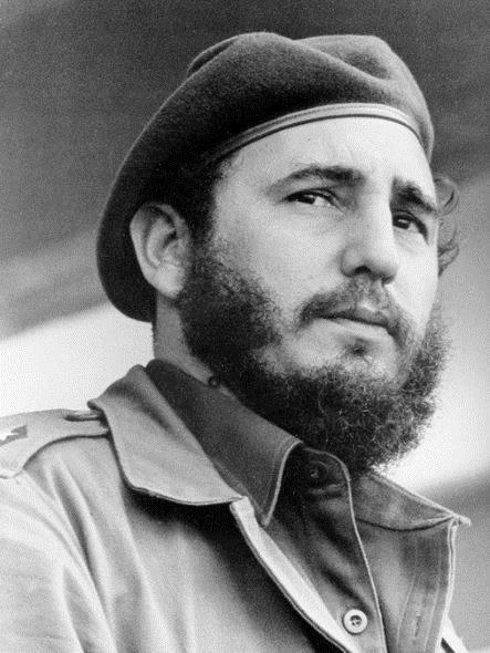 Fidel Just like in other Latin American