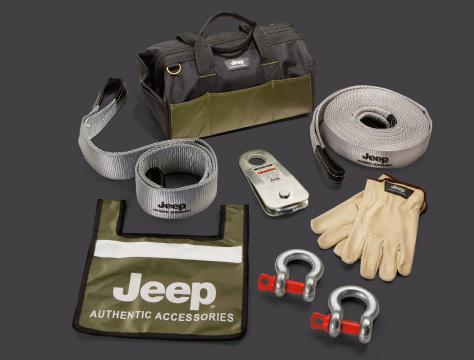 ON- & OFFROAD Winch Accessory Kit Winch Accessory Kits include the necessary equipment to ensure you get the most out of your winch.