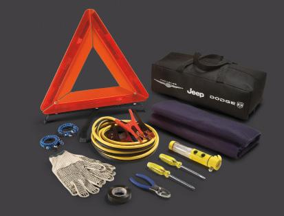 Kit includes a snatch block, (allowing for angle pulls or doubling the winch force) tree trunk protector, (prevents damage to tree trunks and your winch cable) shackles, recovery chain and leather