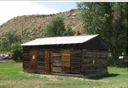 After getting flooded out twice, he moved to higher ground and settled in what is now Rockvale. Colonel May built a cabin by the banks of Oak Creek where he used his land for grazing.