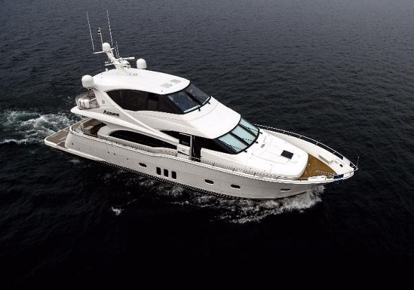 Marquis 720 AZZURRE Make: Marquis Model: 720 Length: 72 ft Price: $ 1,875,000