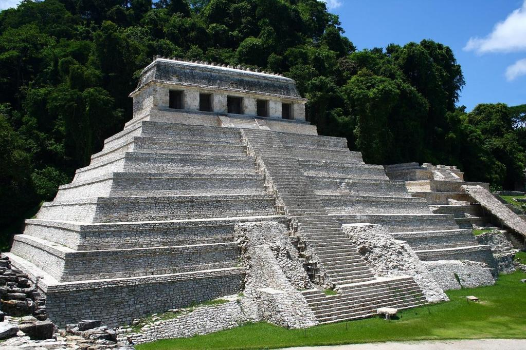 Stay overnight in Palenque. Day 4: Palenque Campeche (B, L) In the morning, discover the ancient Mayan city of Palenque.