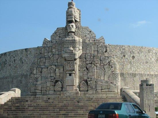 See its cathedral, fortresses, mansions and plazas. Next, depart for Uxmal, one of the top Maya archaeological sites.