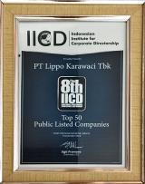 Sullivan) Lippo Karawaci included in Top 50 Public Listed