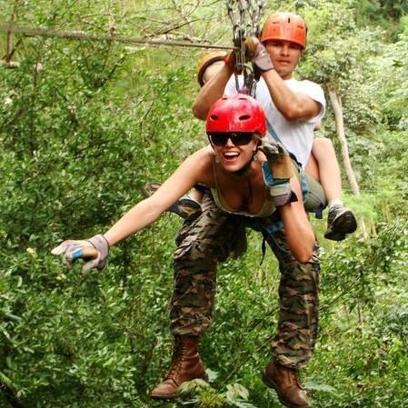 Cartegena Canopy Tour Experience Costa Rica s tropical dry forest