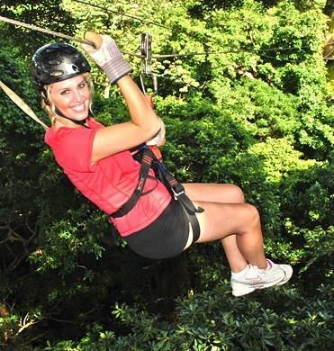 Buena Vista Canopy Tour & Hot Springs Experience