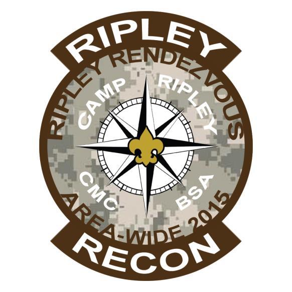 2015 Ripley Rendezvous May 15 th, 16, & 17 th Unit leaders guide Like us on