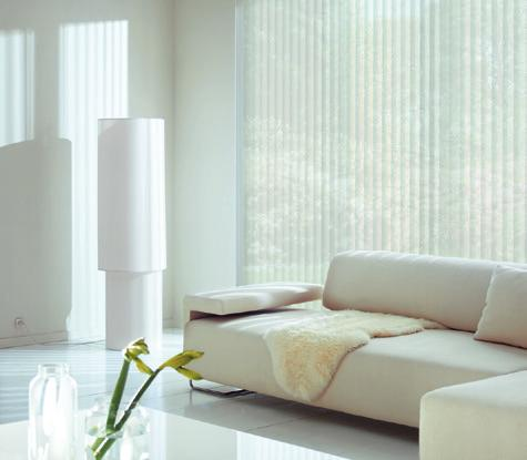 VERTICAL BLINDS WOOD ESSENCE BLINDS We understand the importance of safety in the home, especially for those with young children and pets.