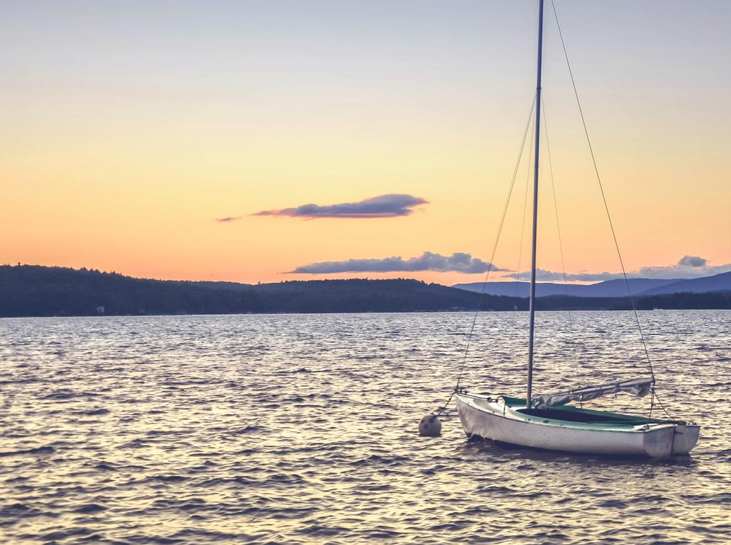 WHERE SUMMER MEANS MORE YMCA OF GREATER BOSTON OVERNIGHT CAMPS On the shores of Lake Winnipesaukee, our New Hampshire Overnight Camps are inclusive, traditional summer camps, focused on personal