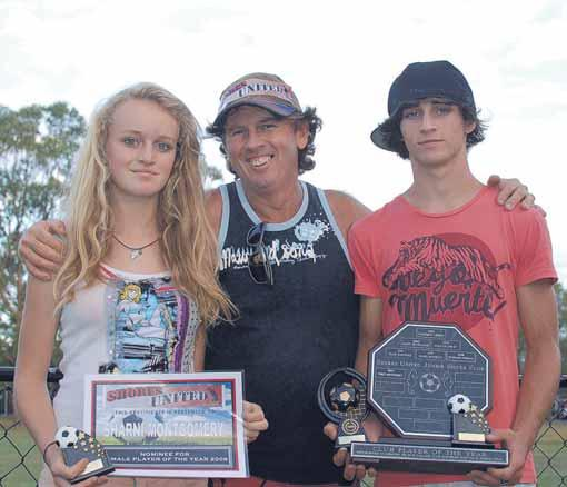 Sport sport@ho.net.au Tom McCor ned NSW Junior SprintChp Byr Bay dirt bike racer, Tom McCor, wrped up his fifth series win and sd chpiship victory of the year at rently.
