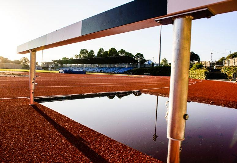 of Athletics Auckland Premier New Zealand venue for