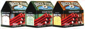 Hi Mountain Snackin Sticks Kits Snackin Sticks are a great on-the-go snack, easy to make and delicious. Each 14.4 oz.