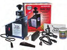 Assorted Smokers & Grill Smoking Accessories (C) Big Poppa's Drum Smoker Kit (Cat.