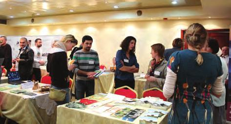 Programme The system of protected areas from 8 Dinaric Arc countries was presented: Albania,