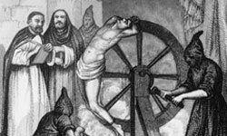 Spanish Inquisition - The Spanish Inquisition was ruthless in