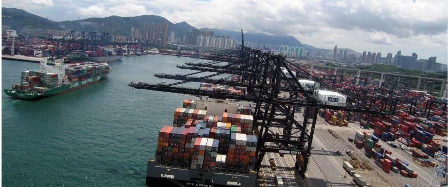 Hong Kong: Regional Trading Hub World s 7 th largest exporter in merchandise trade 2015 trade: