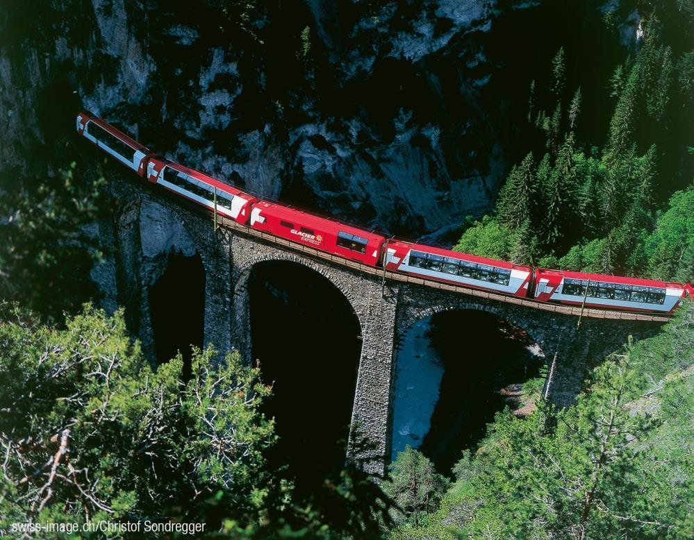 Meandering With Mary presents Alpine Explorer & the Glacier Express Train with Oberammergau Passion Play June 2
