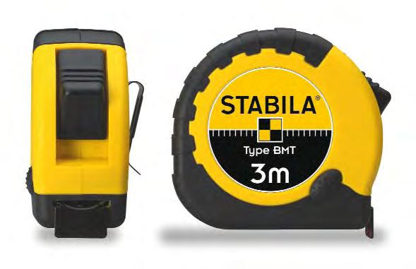 The unique advantage of a measuring tape is that it can provide measurements up to 100m long in a compact form.