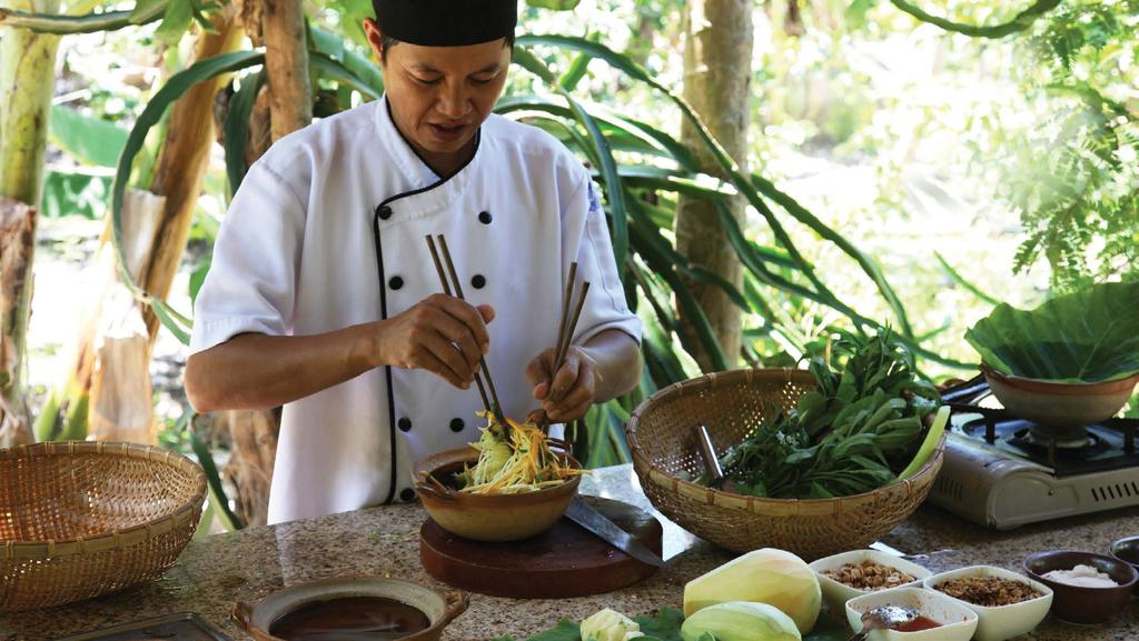 1 VIETNAMESE COOKING CLASS Whether you are a total novice or an experienced cook, you ll find