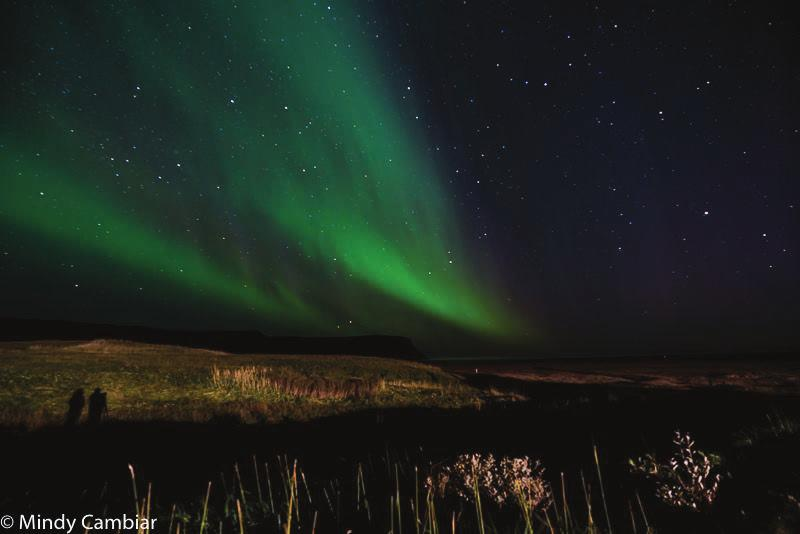 Southern Iceland Aurora Six Day Tour Trip Highlights: Northern Lights Amazing Waterfalls